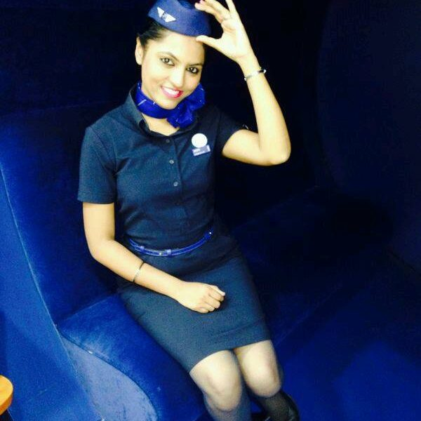 Always dreamt to fly high & I am thankful to Jet India to help me to give the job.